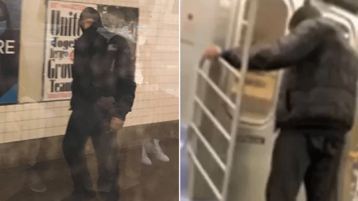Fully covered man urinates on Asian-American woman aboard New York train, Twitterati demand action against rising Asian hate