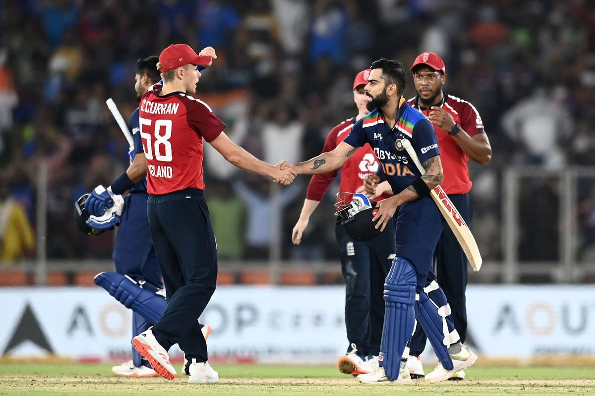 IND vs ENG: Remaining T20Is in Ahmedabad minus fans due to prevailing COVID-19 situation