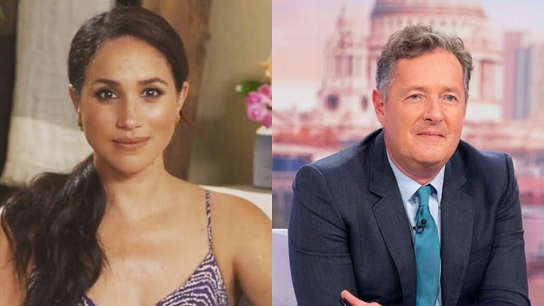 Meghan Markle files complaint against  Piers Morgan who refuses to back down