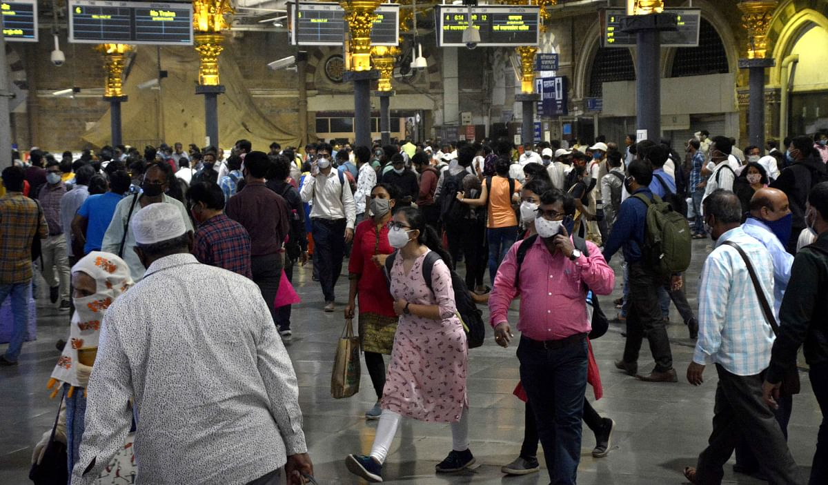 Coronavirus in Mumbai: City reports more than 5,000 COVID-19 cases for first time since pandemic outbreak