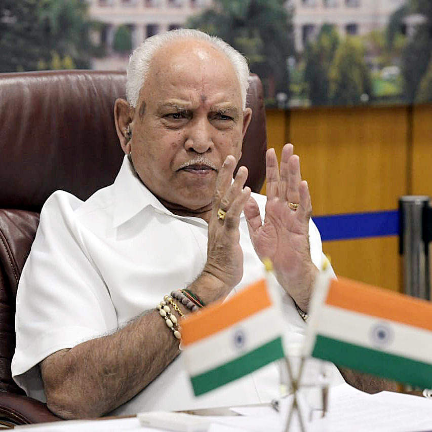 SC stays proceedings against Karnataka CM Yediyurappa in graft case related to land denotification