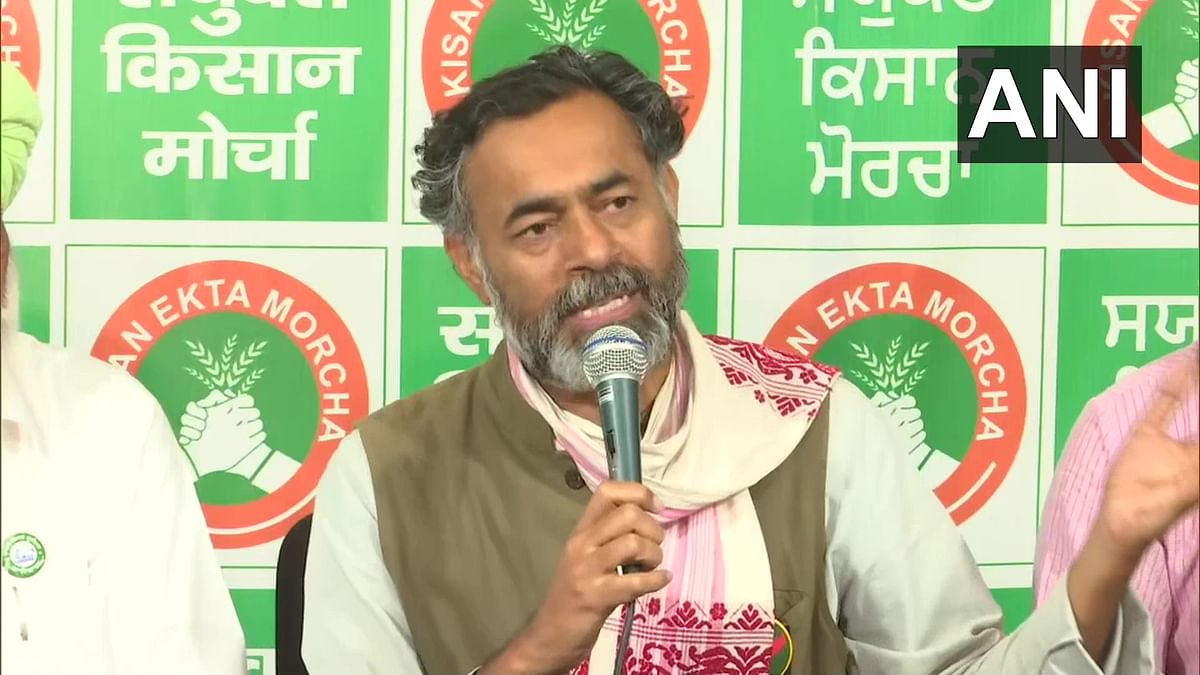 Farmers' Protest: With eye on Assembly polls, Yogendra Yadav announces slew of 'programmes' till March 15