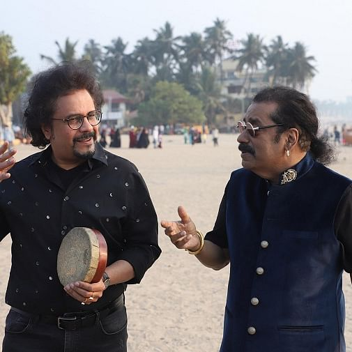 Singer Hariharan and tabla maestro  Bickram Ghosh get candid about their collaboration