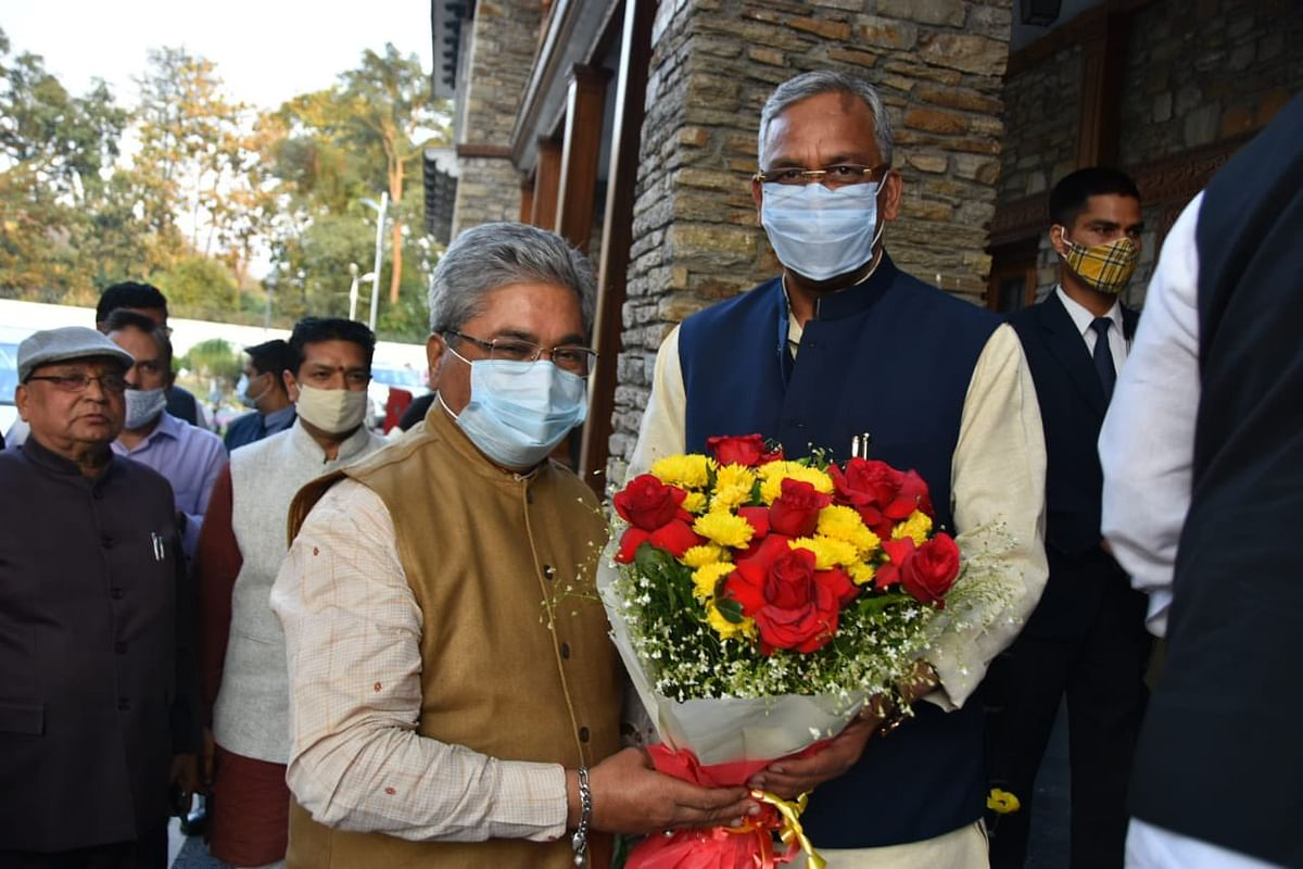 CM Rawat summoned to Delhi amid speculation of leadership change in Uttarakhand