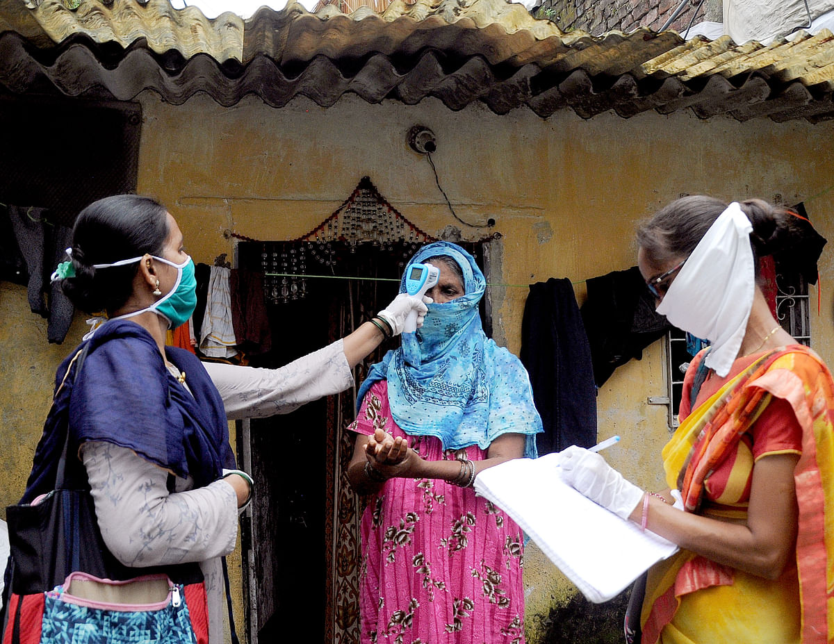 Thane: City records 746 new COVID-19 cases, 3 more deaths