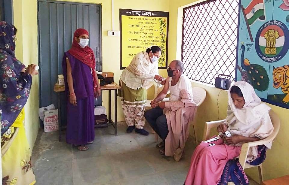 COVID-19 In Thane: TMC completes over 1.24 lakh vaccinations