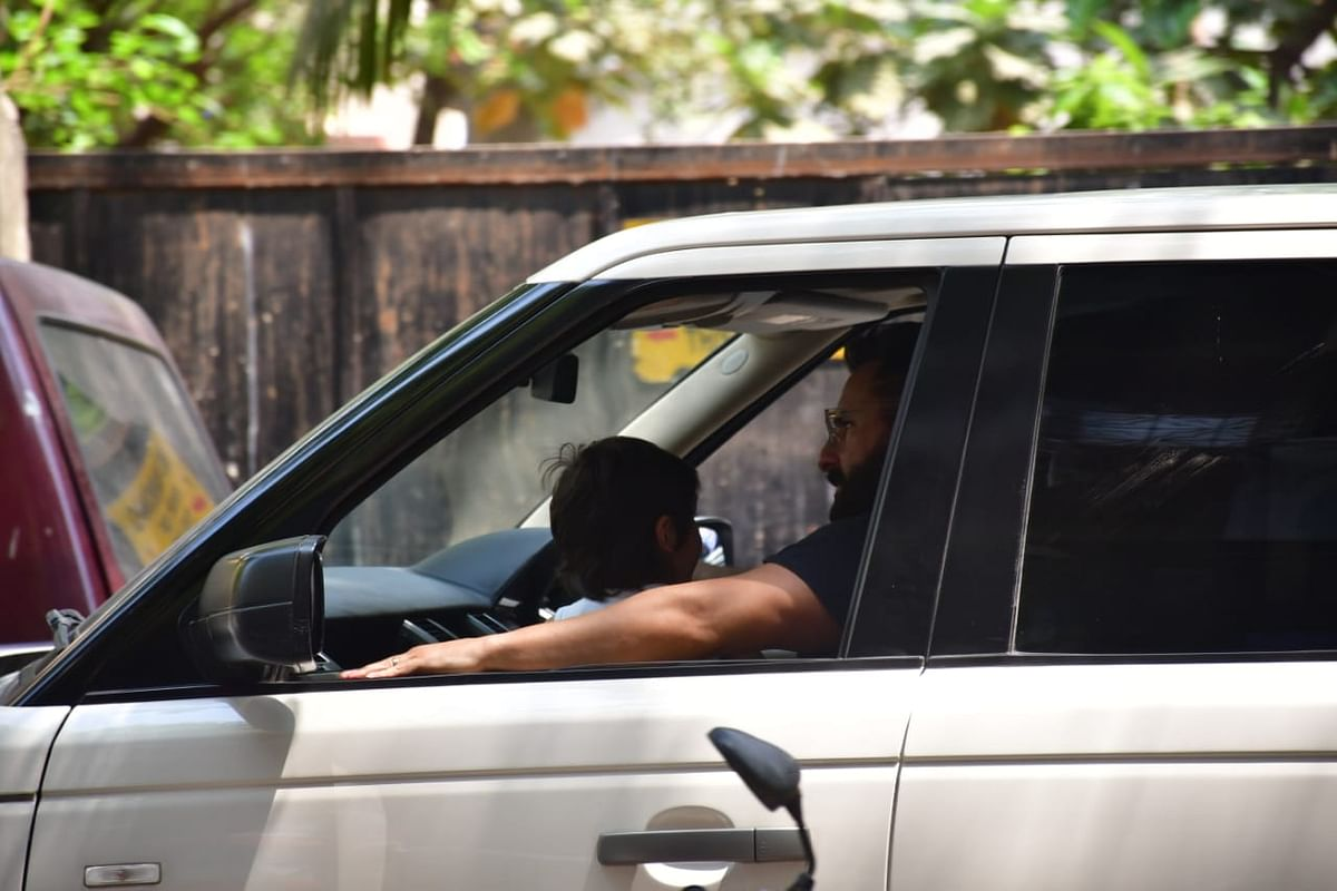 In Pics: Kareena Kapoor returns to work a month after giving birth to second child