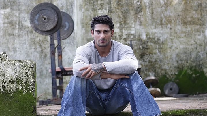 Prateik Babbar gets candid about his aspirations and journey in the film industry