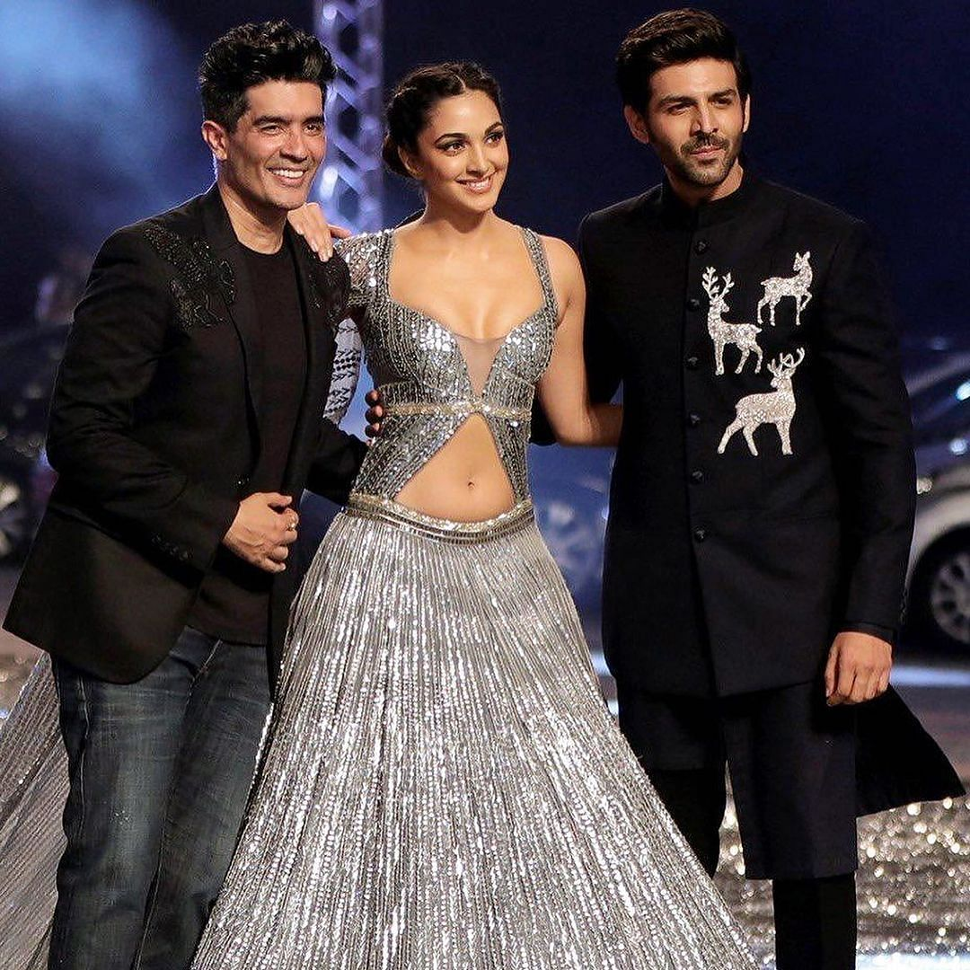 A day after walking the ramp at Lakme Fashion Week, Kartik Aaryan tests positive for COVID-19