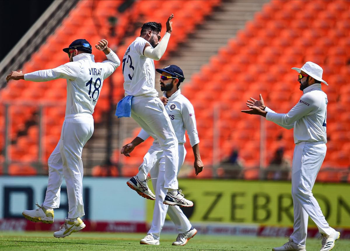 IND vs ENG, 4th Test: Axar Patel makes early inroads as England struggle to 74/3 at lunch