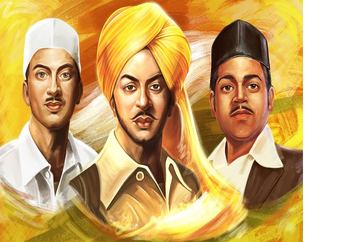 Yes, Gandhi did his utmost to save  the lives of Bhagat Singh, Sukhdev  and Rajguru, writes Sumit Paul