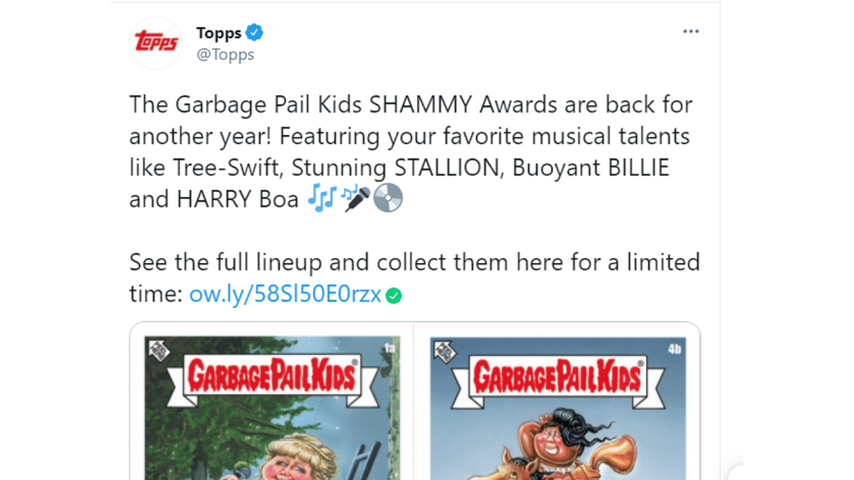 #RacismIsNotComedy trends on Twitter as Topps company faces heat for racist BTS sticker card