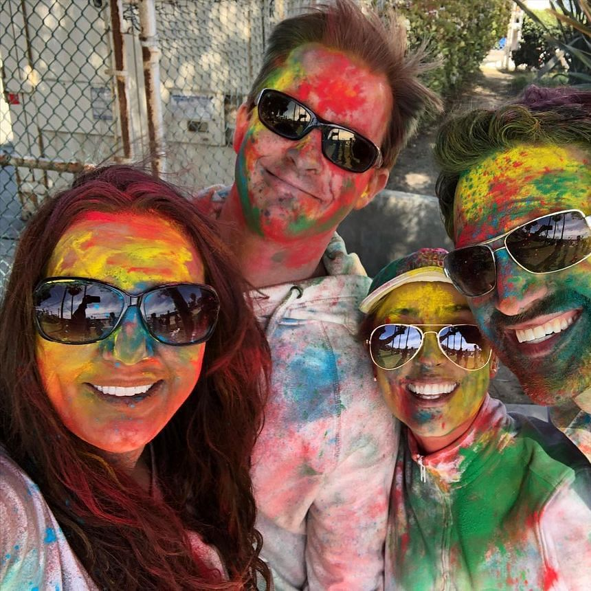 Preity Zinta shares pics from last year's celebration to 'keep the Holi spirit alive' amid COVID-19 pandemic