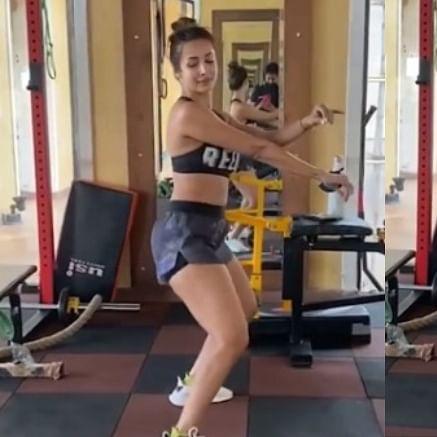 Watch: Malaika Arora sets internet ablaze as she twerks to Jason Derulo's 'Wiggle'