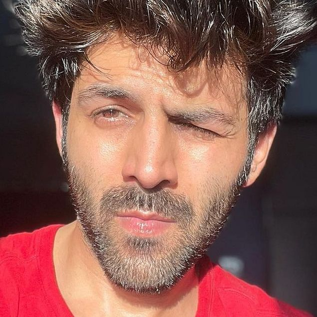 Kartik Aaryan shares 'glowing tvacha' selfie after testing positive for COVID-19