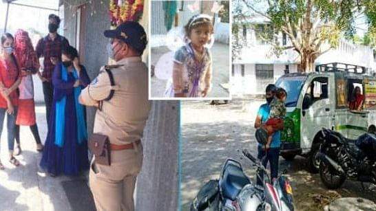 Ujjain: 3-yr-old girl's peep from grilled window becomes her last