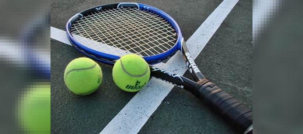 Indore: Madhya Pradesh's Denim, Daksh,Deep in second round of national junior tennis tournament
