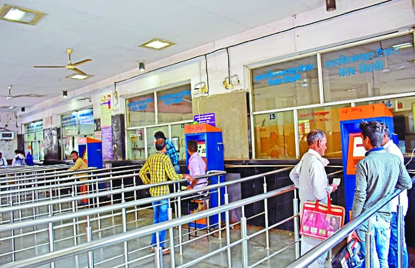Railway passengers are upset over increase in fares