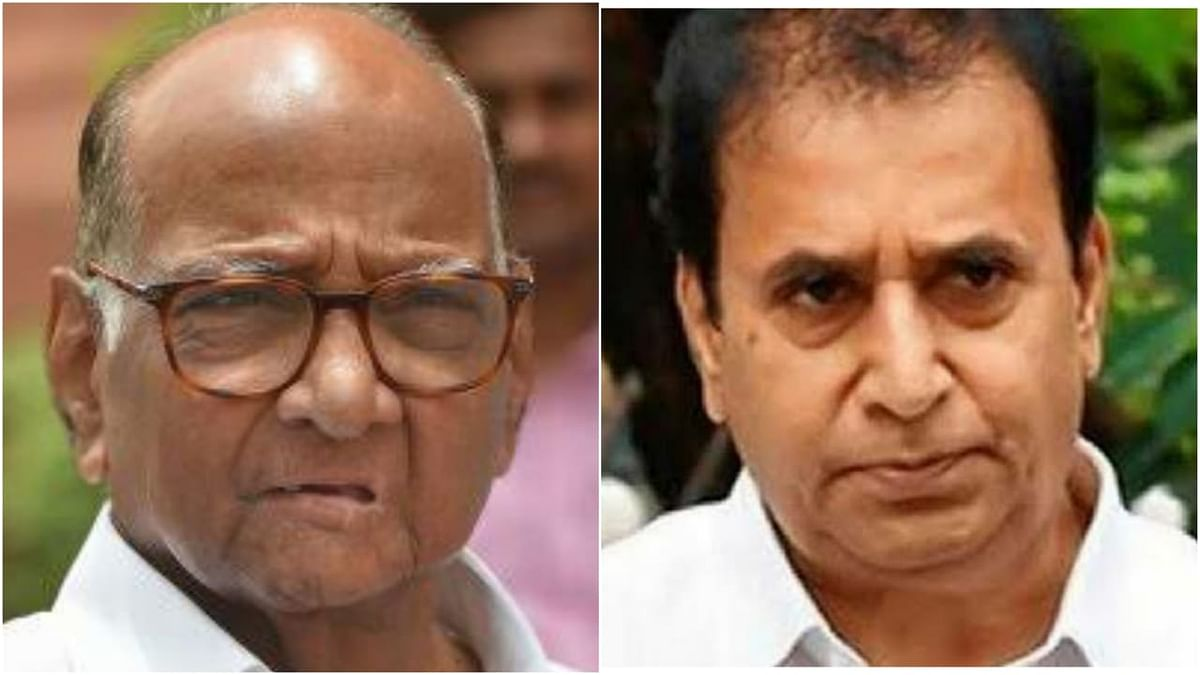 'Question of resignation does not arise': Sharad Pawar clears his stand on accusations against Maharashtra HM Anil Deshmukh