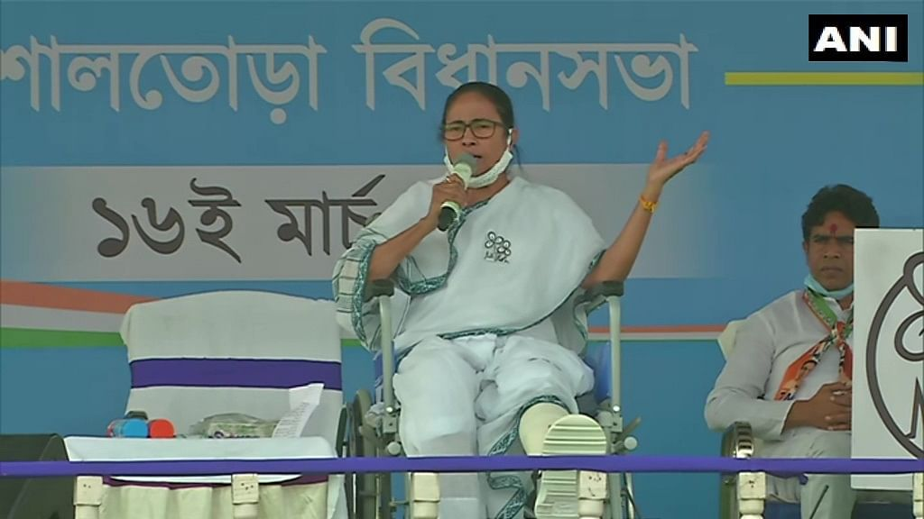 Mamata Banerjee launches scathing attack on BJP, says 'injured tigress is more dangerous'