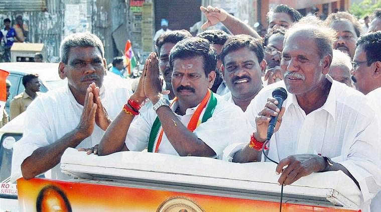 NDA likely to sweep Puducherry Assembly polls; AINRC's N Rangasamy preferred CM candidate: Opinion poll