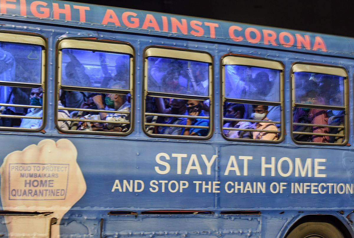 Coronavirus in Mumbai: City reports 5,504 COVID-19 cases; 'no cause for panic' says BMC chief Iqbal Chahal