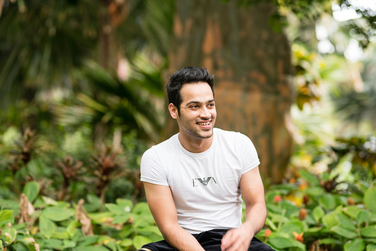 Meet Raj Shamani, 24-year-old entrepreneur who has become internet's favourite motivational speaker