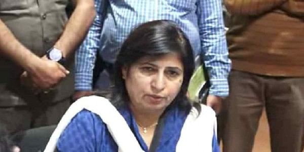Congress MLA Vijaylakshmi Sadho attended Budget session a day before testing corona-positive