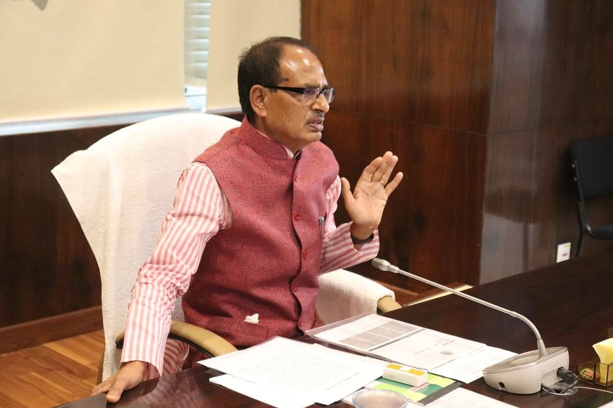 Covid-19 in Madhya Pradesh: Chief minister Shivraj Singh directs officials to launch awareness campaign in state