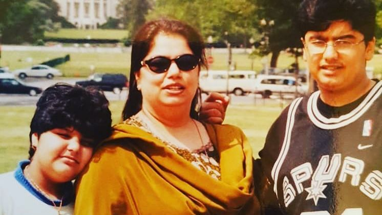Arjun and Anshula Kapoor remember their mother with heartfelt posts on death anniversary