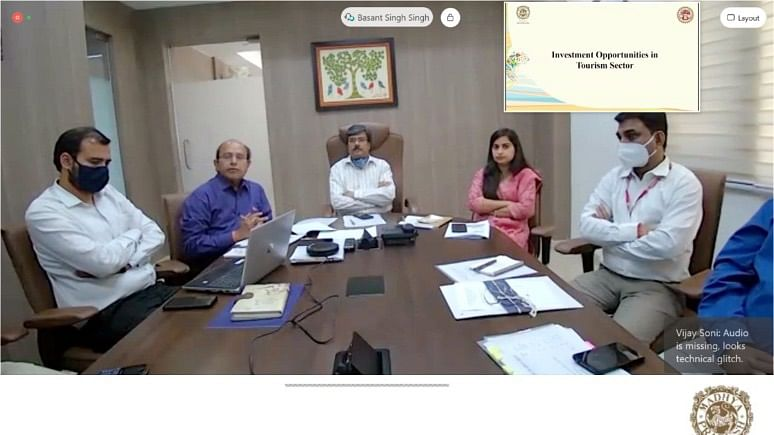 Madhya Pradesh: MP Tourism Board-CII hold virtual roundtable meeting; highlight benefits of investing in the tourism sector of state