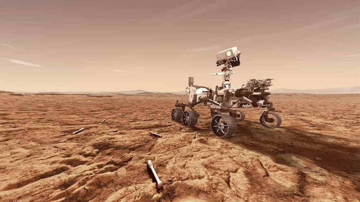 Sweet symphony: NASA rover, Perseverance captures sound of Martian winds - Free Press Journal