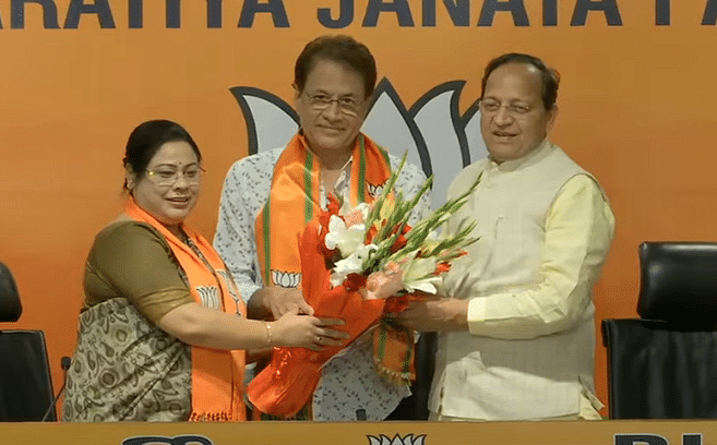 Arun Govil, popular for playing Lord Ram in 'Ramayan' TV series, joins BJP