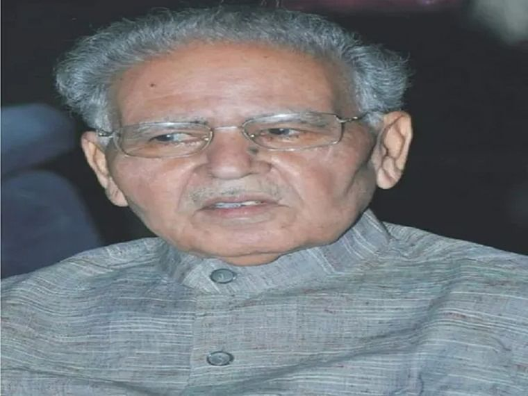 Former Gujarat and Rajasthan Governor Anshuman Singh passes away