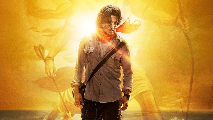Amazon Prime to co-produce Akshay Kumar's 'Ram Setu'