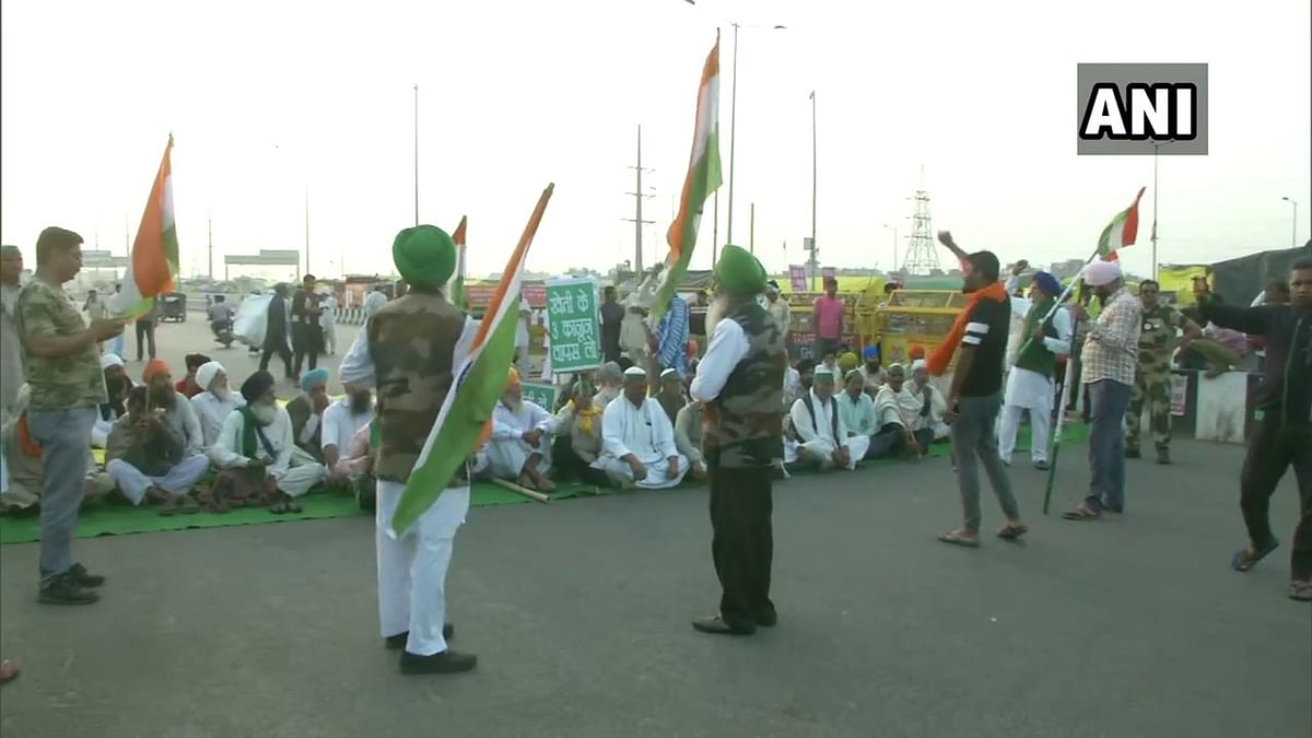 Farmers' protest: Bharat Bandh begins; rail, road transport likely to be affected