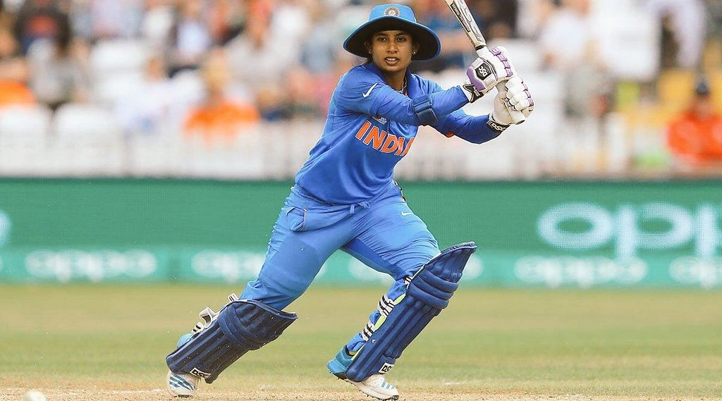 The Indian skipper reached the 7,000-run milestone in her 213th match