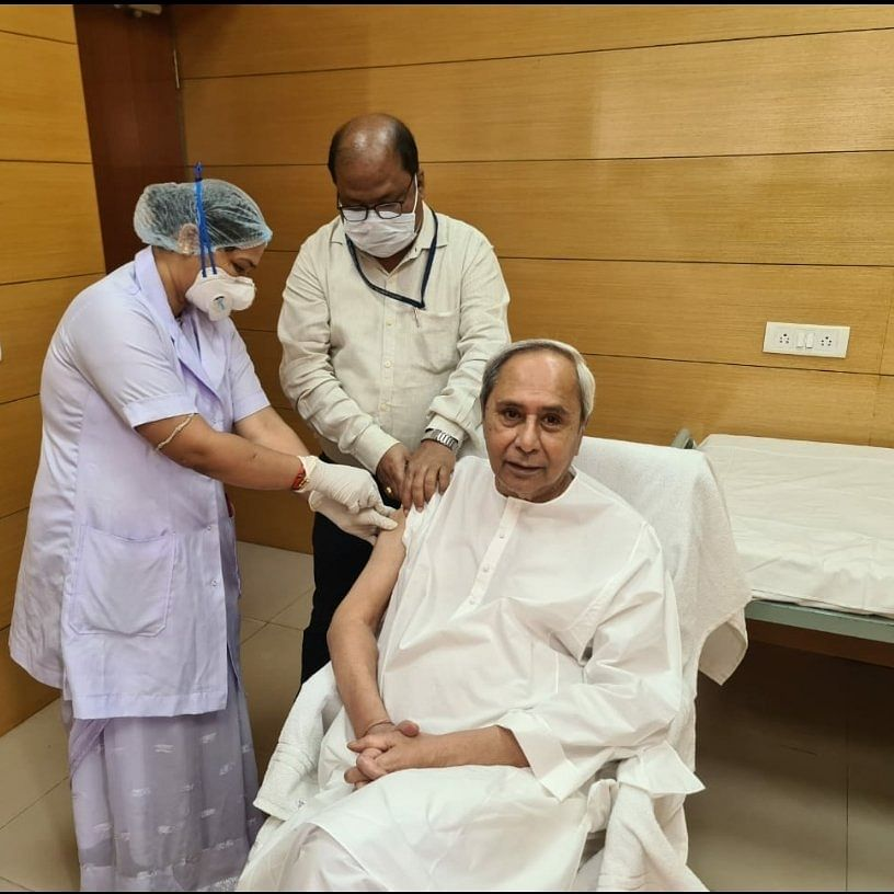 Odisha CM Naveen Patnaik takes first dose of COVID-19 vaccine as India begins new inoculation drive