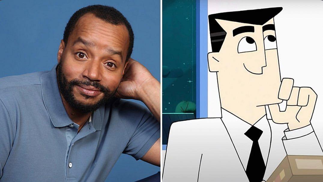 Donald Faison roped in as Professor Utonium in 'Powerpuff Girls' live-action pilot
