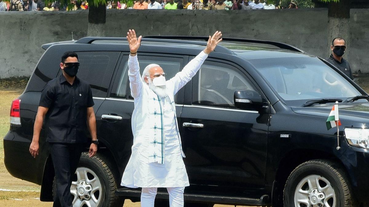 PM Modi to address rally in poll-bound Puducherry on March 30