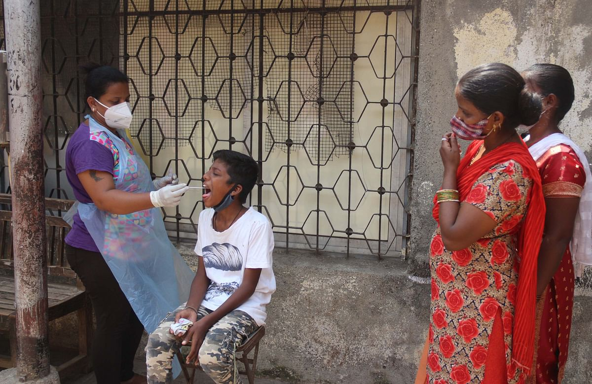 Mumbai: City records highest spike, sees over 6K fresh Covid cases