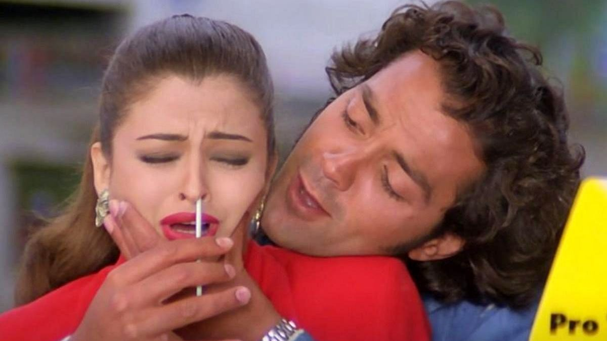 Watch: Hilarious video shows Bobby Deol already knew about coronavirus in 1997