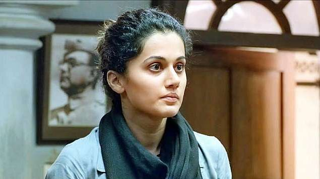 'Plain simple DISGUST': Taapsee Pannu on SC asking rape accused if he is willing to marry victim