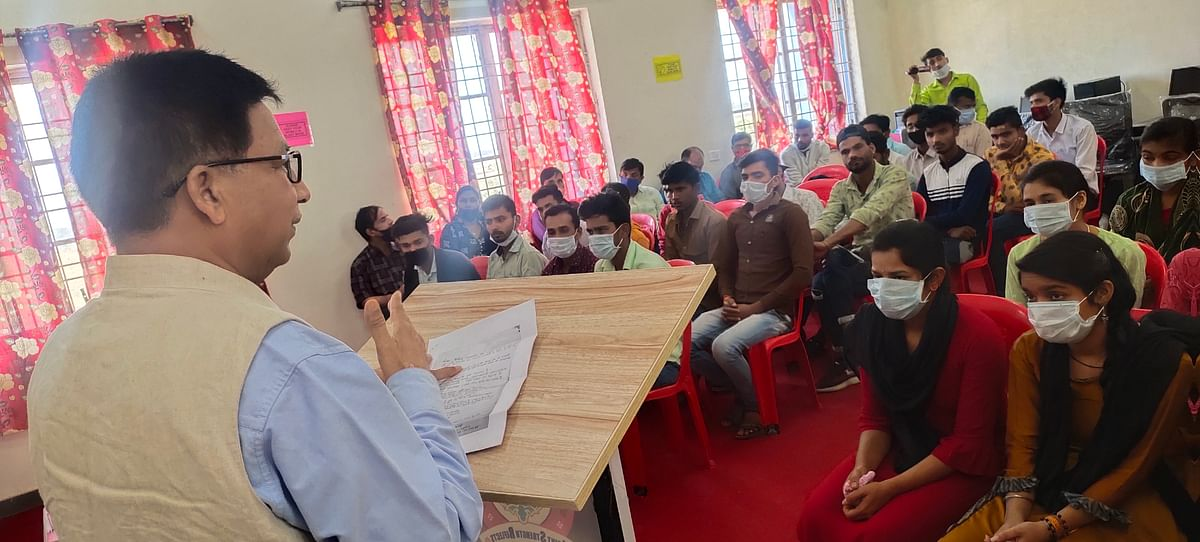 Ujjain: National education policy for holistic development of youth, says Prof Pandey