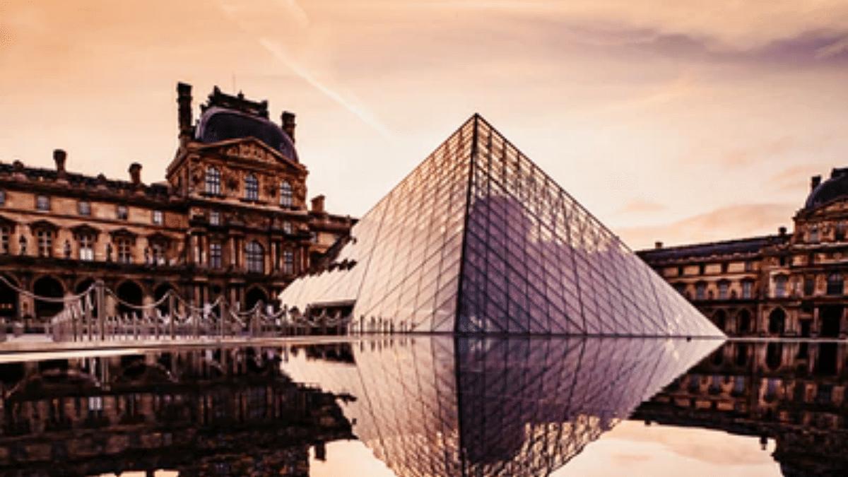 The Louvre Museum, Paris, France