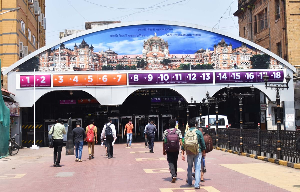 Mumbai: Central Railway caught 2.38 lakh ticketless travellers since June 2020