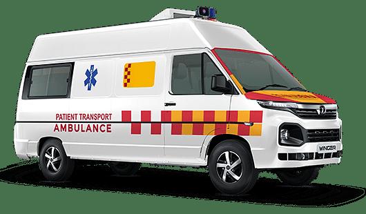 Tata Motors forays into compact ambulance segment