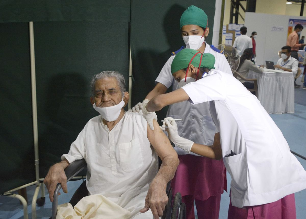 Navi Mumbai: NMMC increases vaccination centres, over 25,000 jabbed in the city