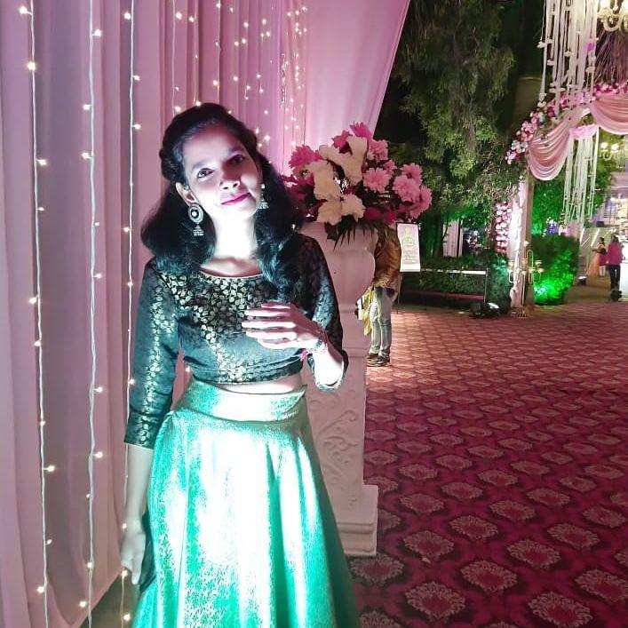 Ananya Tiwari, medical student