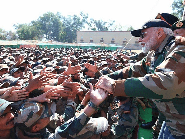 In a first, jawans to participate in discussions at PM Modi-headed military commanders' meet